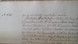 Uit de kopie van Kosters kroniek van Bremen, p. 68.