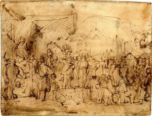Rembrandt Pyrrus Elephant British Museum