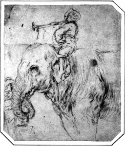 Hansken Stefano della Bella