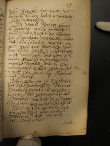 Blz.65 uit het handschrift van Waeijer.