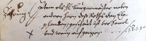 Kammerrechnung 1650